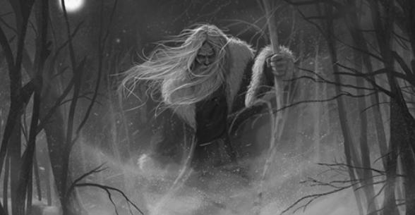 Грай (Grai) - Поступь зимы (Tread of winter)- Savitarium