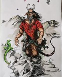 Diaboł Boruta - Pielgrzym - Savitarium
