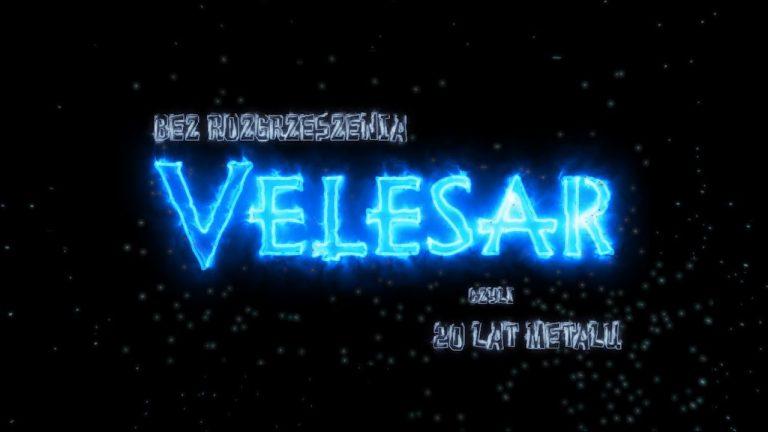 Bez Rozgrzeszenia, czyli Velesar - 20 lat metalu