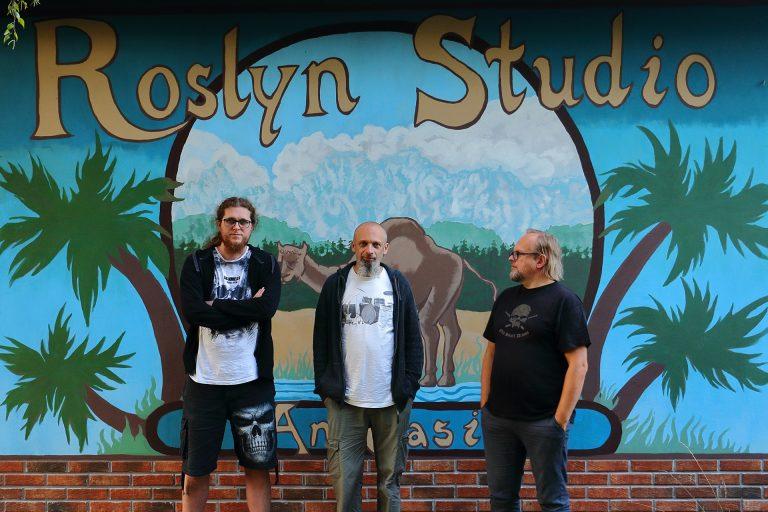 Savitarium - Studio Roslyn - Nagranie Perkusji