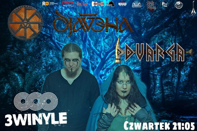 Savitarium - Audycja 3Winyle 95.2 FM Radio Ostrowiec - 25.10.2021